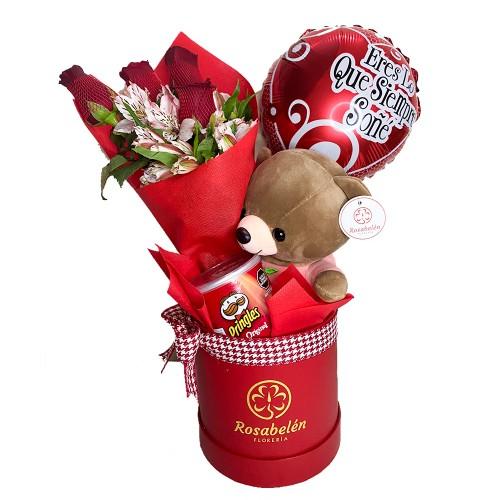 BOX OSITO LOVE